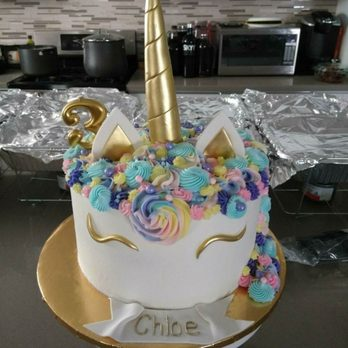 Admirable Unicorn Cakes Unicorn Cake Vons Personalised Birthday Cards Bromeletsinfo