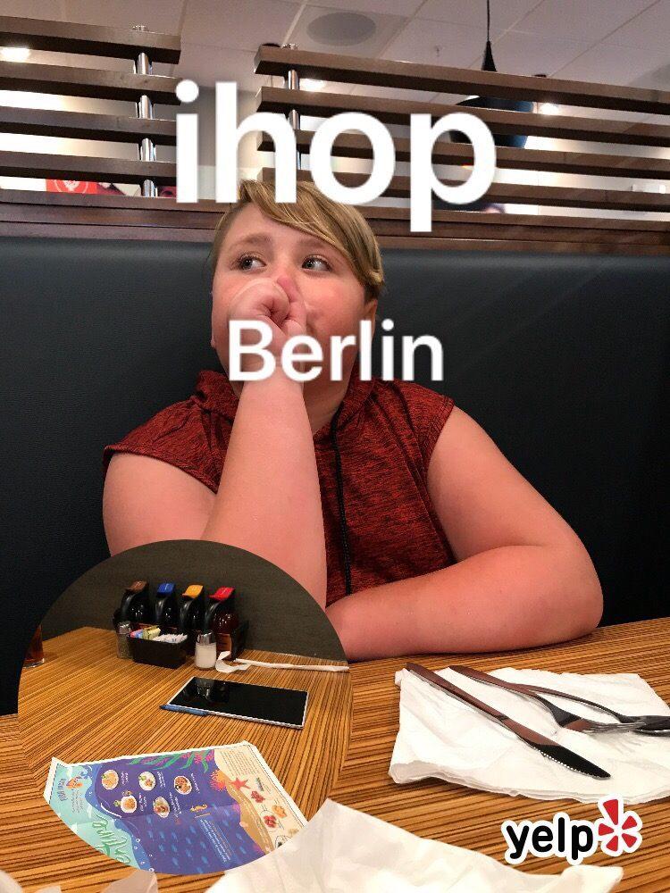 IHOP: 11328 Samuel Bowen Blvd, Berlin, MD