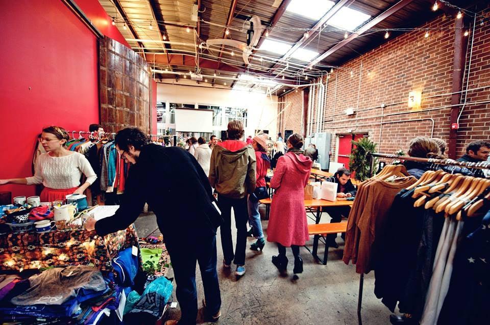 Durham Patchwork Mini-Market: 726 Rigsbee Ave, Durham, NC