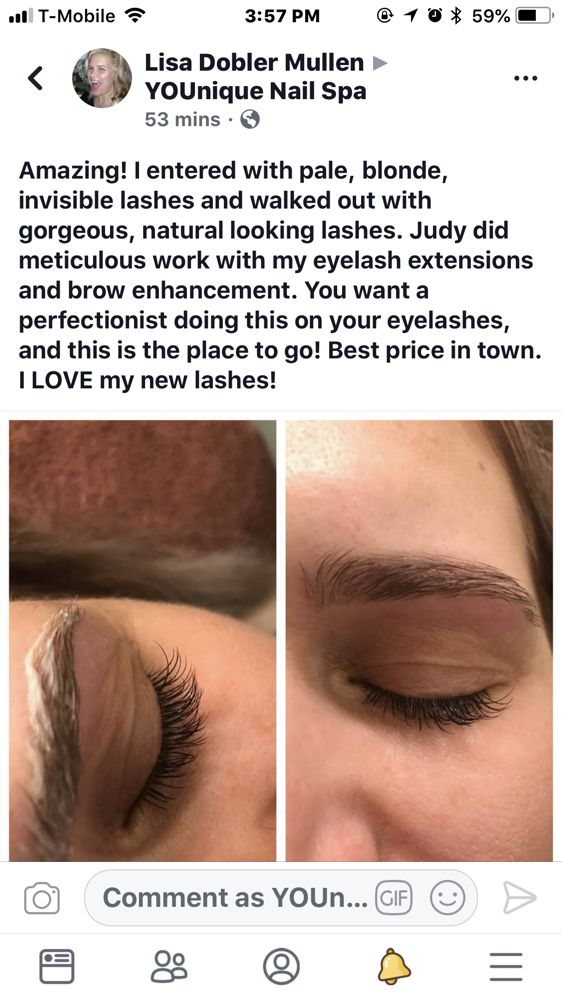We Specialize In Eyelash And Eyebrow Tinting Yelp