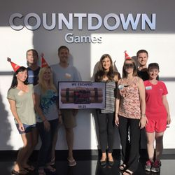 Photo Of Countdown Lexington Ky United States Our Group At
