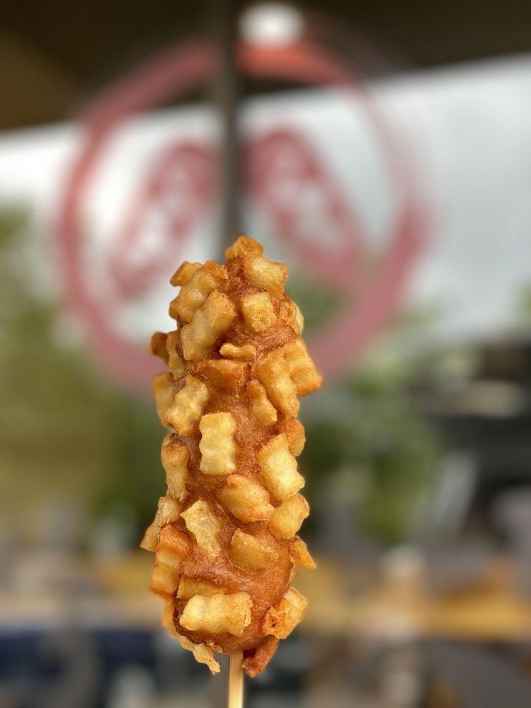 Seoul Hotdog: 18415 33rd Ave W, Lynnwood, WA