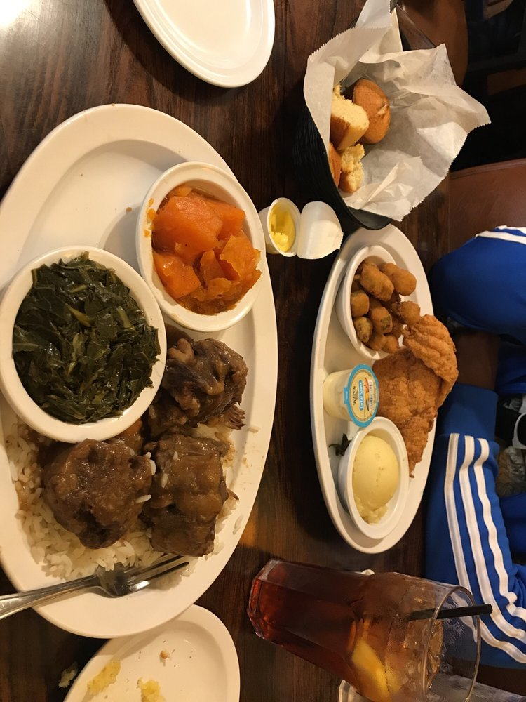 Busy Bee Cafe: 810 Martin Luther King Jr Dr SW, Atlanta, GA