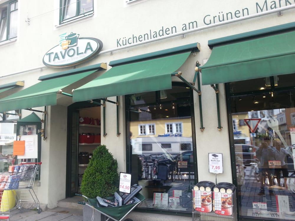 tavola k chenladen am gr nen markt bad k che ludwigsplatz 20 rosenheim bayern. Black Bedroom Furniture Sets. Home Design Ideas