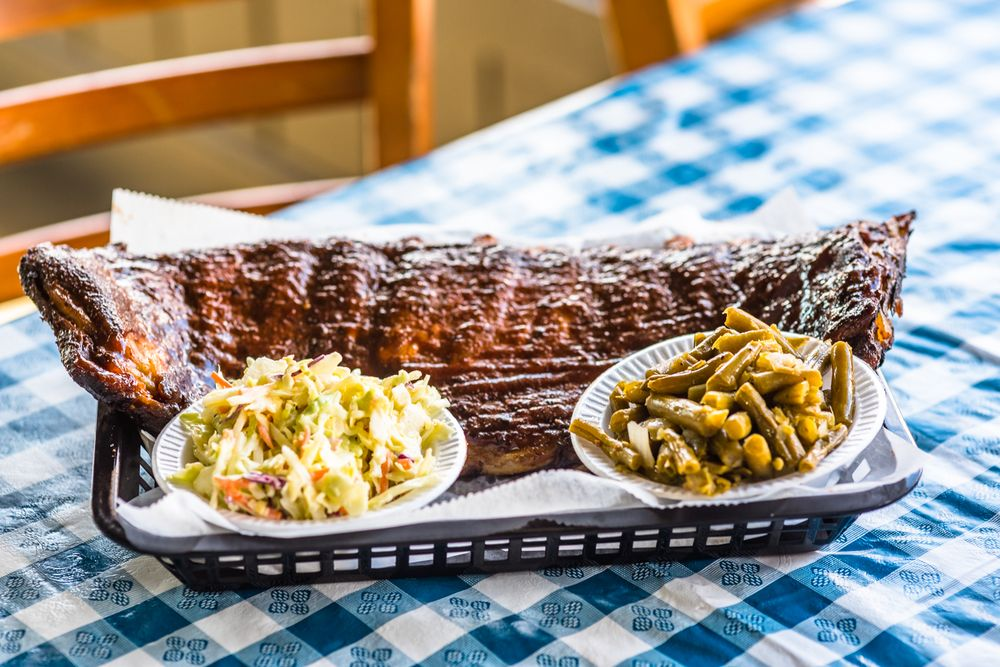 Blue Ridge BBQ & Catering: 21700 Timberlake Rd, Lynchburg, VA