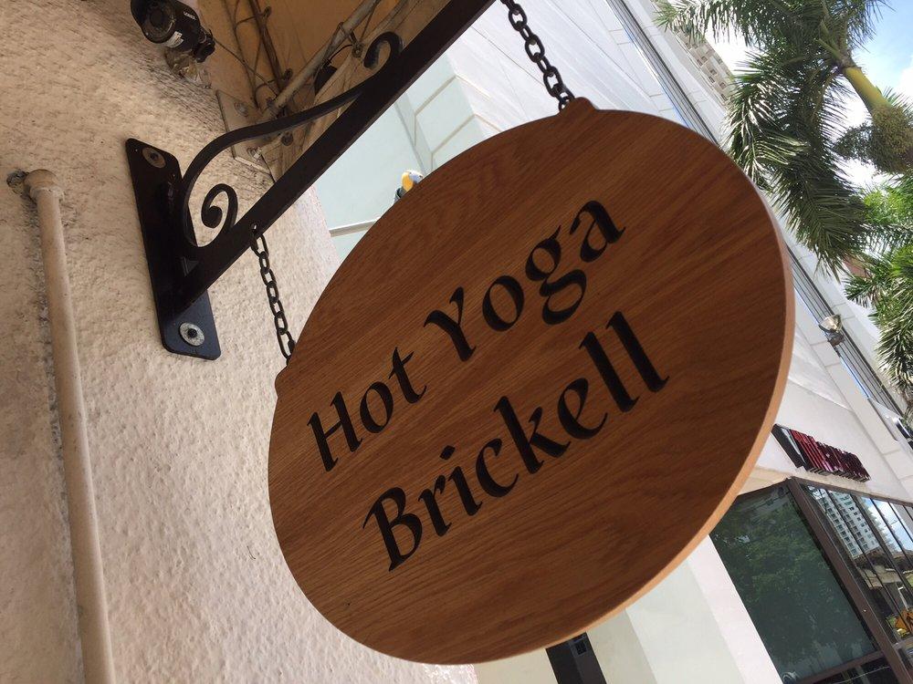 Hot Yoga Brickell