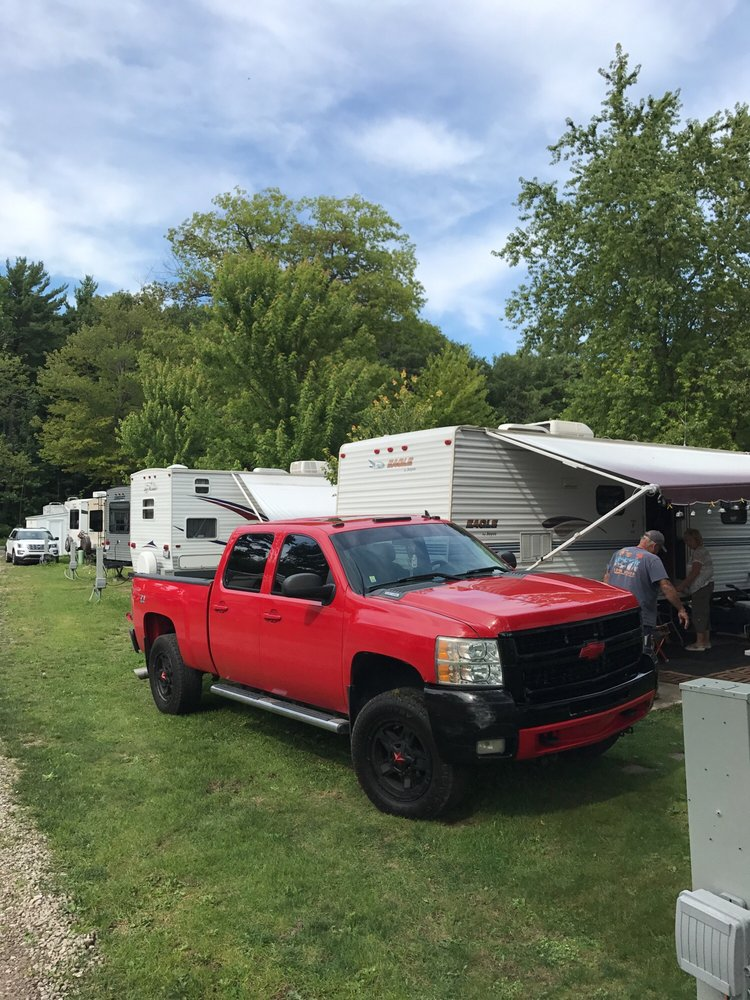 Brown's Landing RV Park: 1187 Dyer Rd, Tawas City, MI