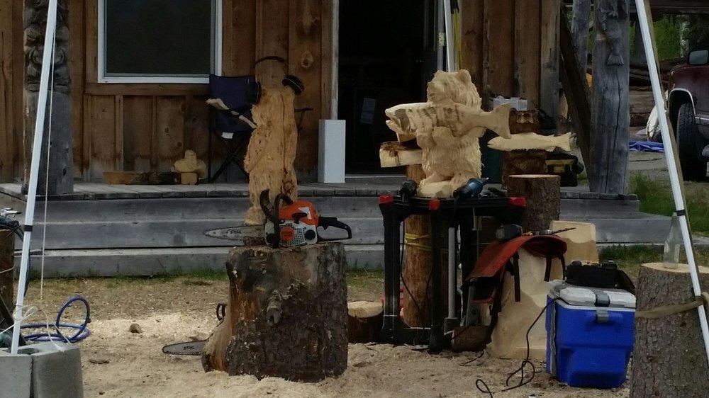 Town Of Living Trees: Soldotna, AK