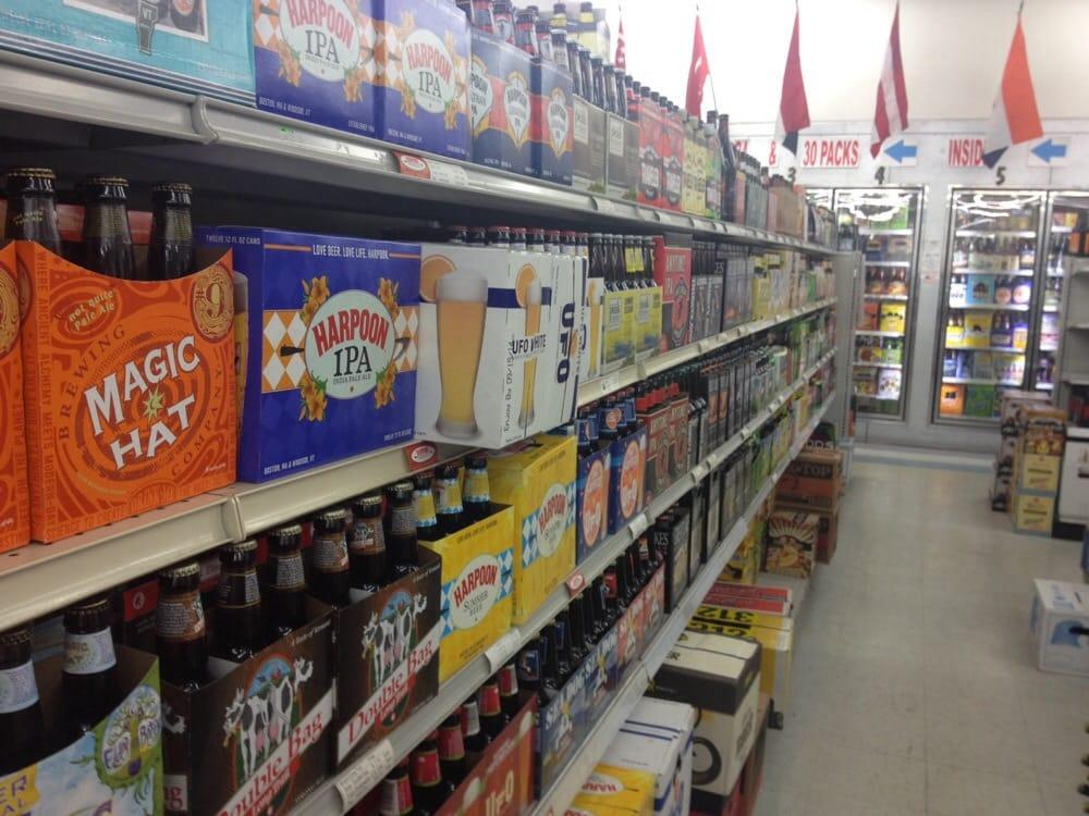 Angotti Beverage: 61 Jackson St, Batavia, NY