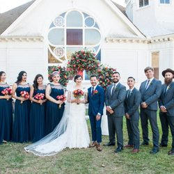 Photo Of Heritage Square Museum Los Angeles Ca United States Wedding Party
