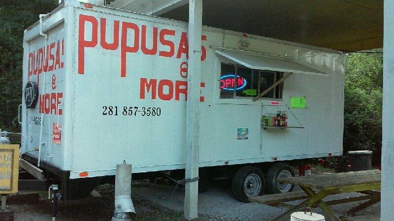 Pupusas & More: 20099 Forest Dr E, New Caney, TX
