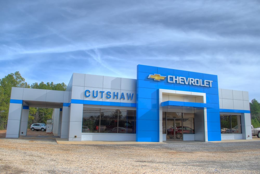 Cutshaw Chevrolet: Highway 287 S, Grapeland, TX