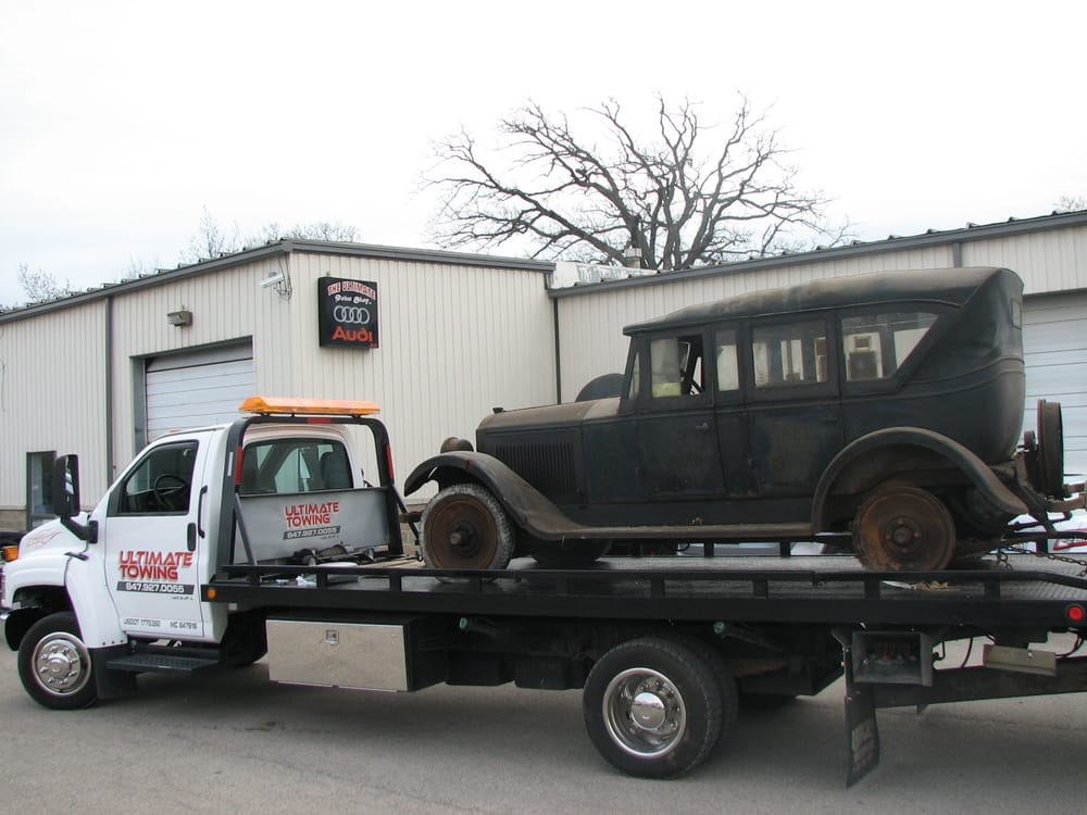 Towing business in North Chicago, IL