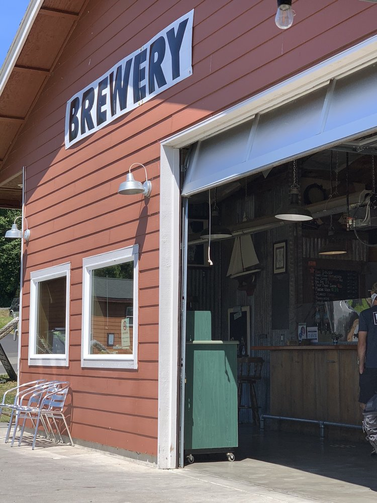 River Mile 38 Brewing Co.: 285 3rd St, Cathlamet, WA