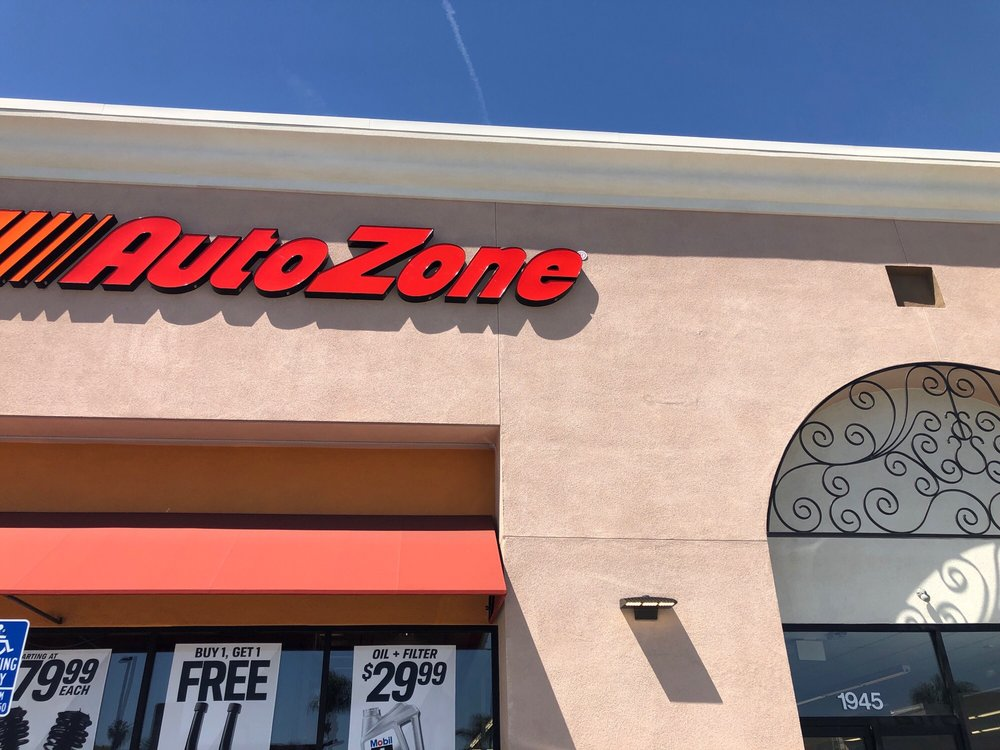 Autozone: 1957 Durfee Ave, South El Monte, CA