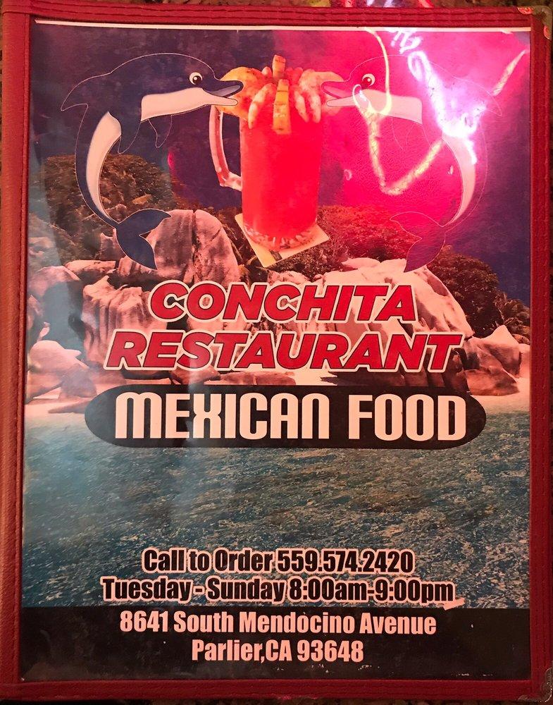 Conchita Restaurant Mexican Food