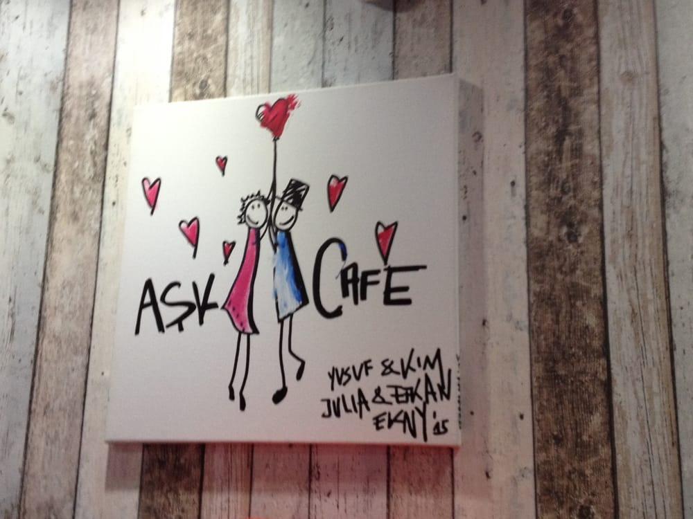 Ask Cafe Schmilinskystr   Hamburg