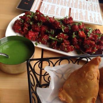 Rangoli Indian Food Chicago