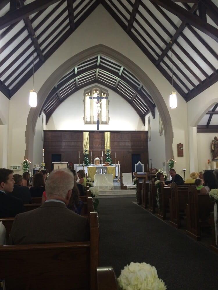 St. Agnes Catholic Parish: 5250 Mission Rd, Roeland Park, KS