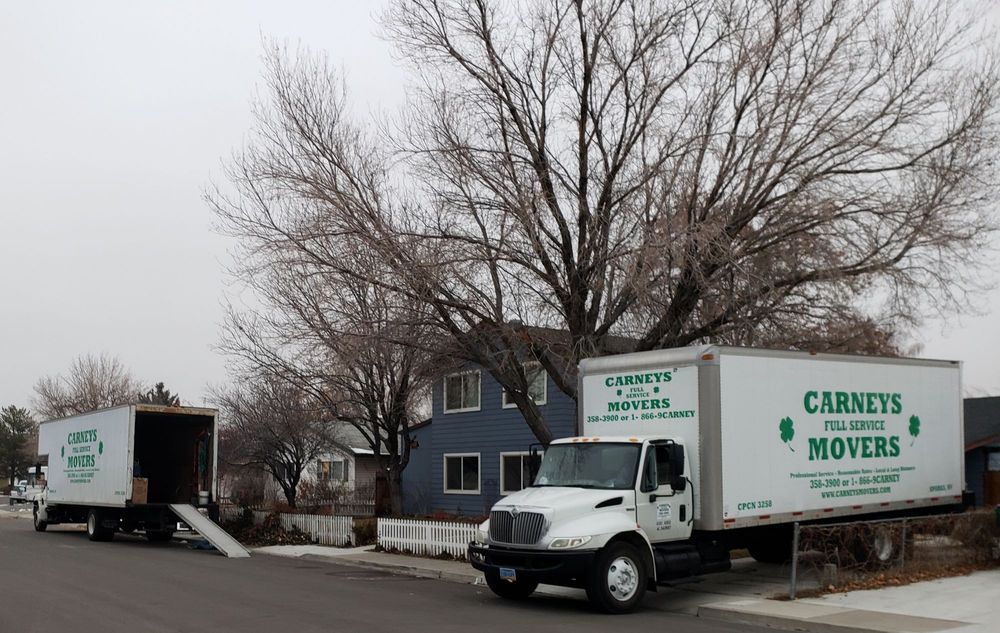 Carneys Full Service Movers