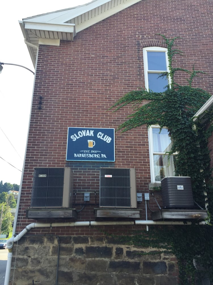 Slovak American Citizen's Club: 700 Philadelphia Ave, Northern Cambria, PA