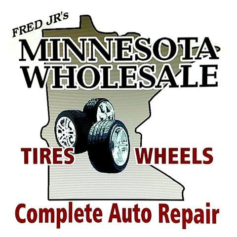 Fred Jr's Minnesota Wholesale: 731 Lake St S, Forest Lake, MN