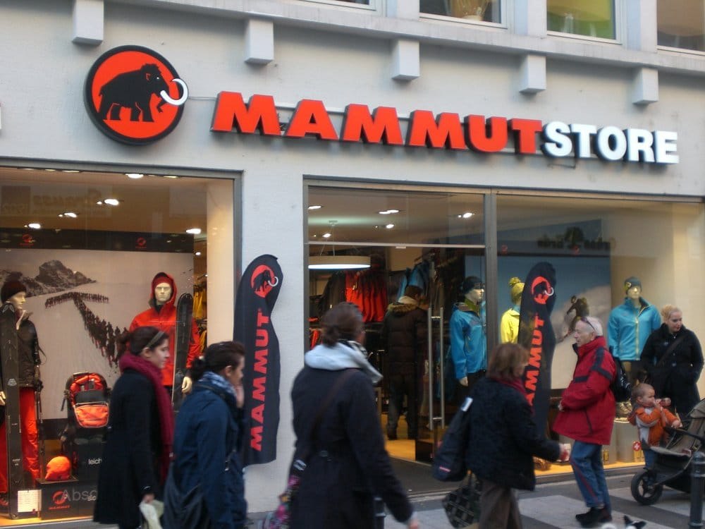 mammut store outdoor breite str 159 neumarkt viertel. Black Bedroom Furniture Sets. Home Design Ideas