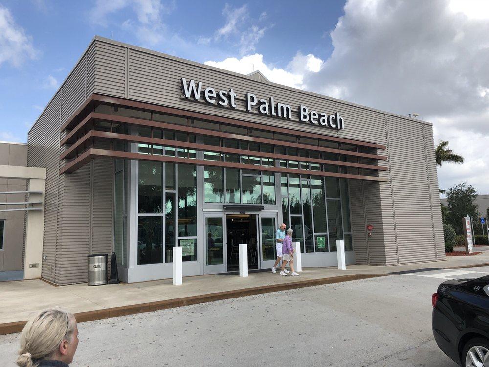 West Palm Beach Plaza: Florida's Turnpike, West Palm Beach, FL