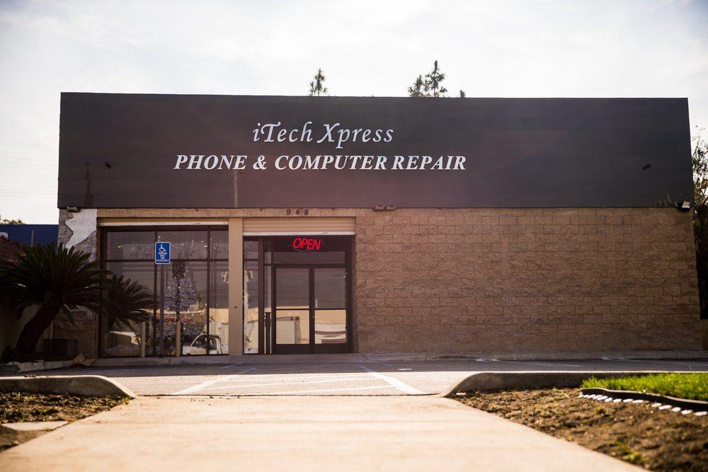 iTech Xpress Phone & Computer Repair