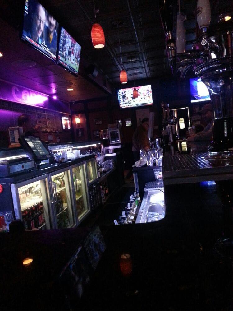 Sidewalk Cafe  South St Hartford Ct