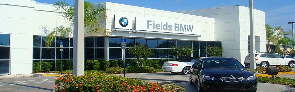 Winter Park and Orlando BMW Car Dealer   Fields BMW Florida