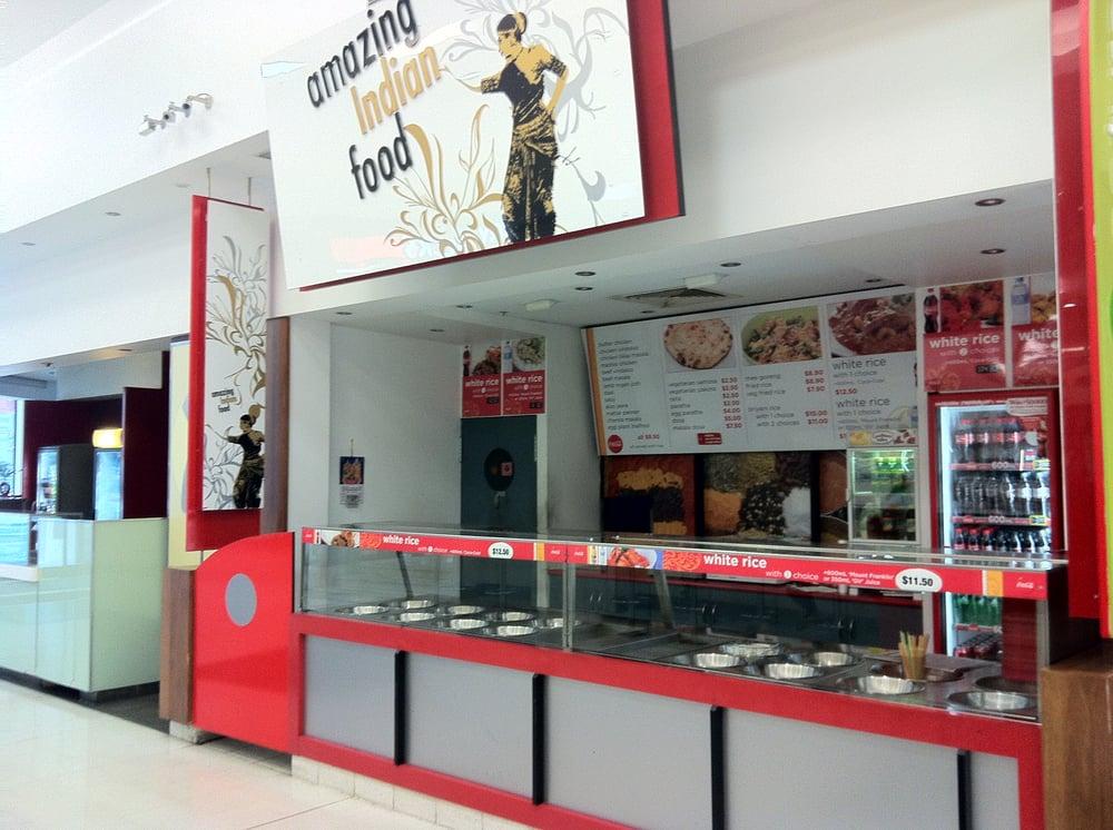 City Cross Food Court Adelaide