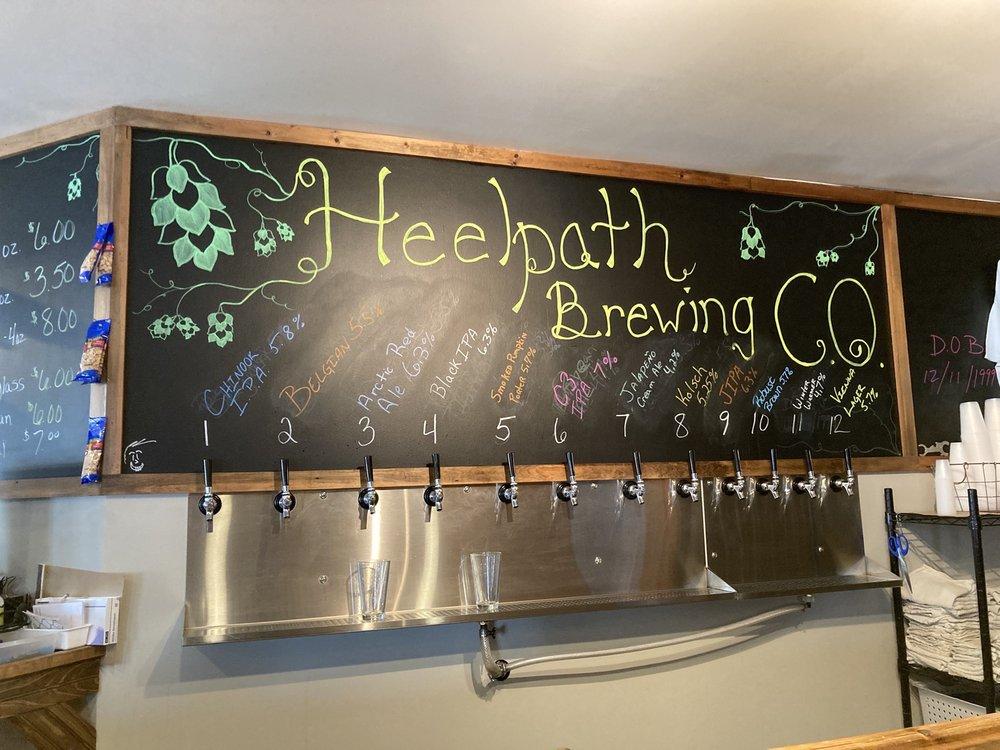 Heelpath Brewing: 122 Marina Park Dr, Frankfort, NY