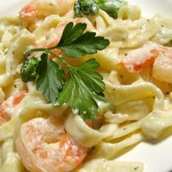 Photo Of Magic Kitchen   Mountain View, CA, United States. Shrimp Fettucine  Alfredo