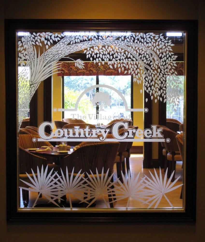 Creekside Resturant: 21131 Country Creek Dr, Estero, FL