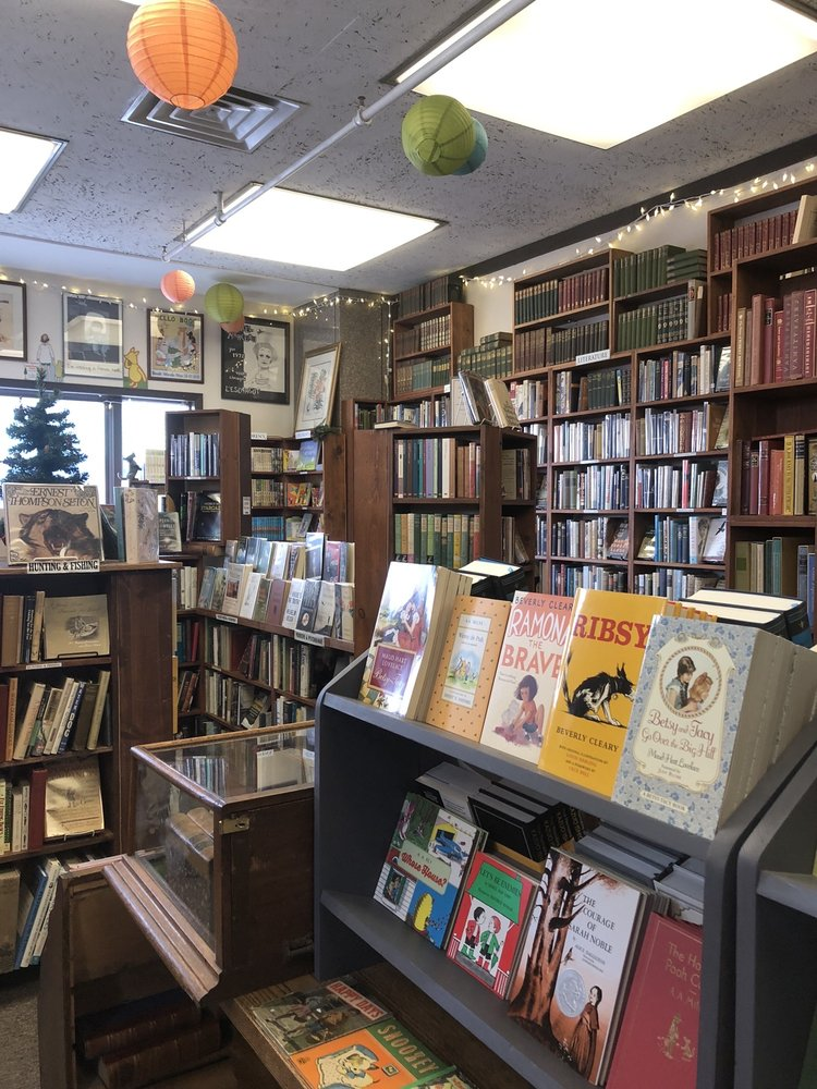 Black Letter Books: 102 S Main St, Stillwater, MN