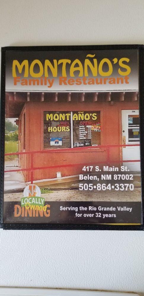 Photos For Montanos Restaurant Yelp