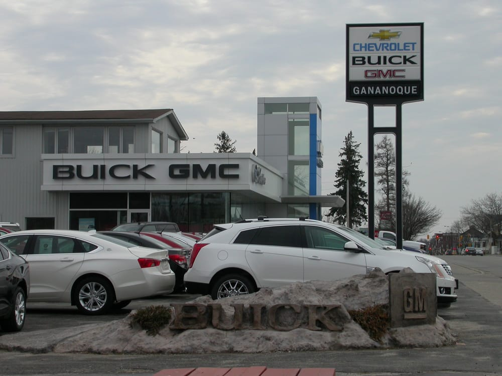 gananoque chevrolet buick gmc cadillac car dealers 439 king street. Cars Review. Best American Auto & Cars Review