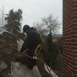 Photo Of Handsome Roofing   Boise, ID, United States. Ropes And Harnesses  Are