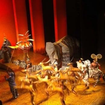 The Lion King 29 Photos 76 Reviews Theatres 21