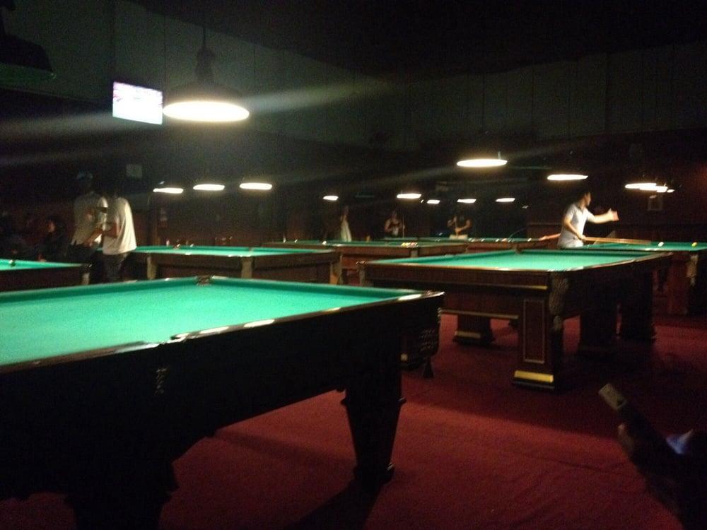 Atlanta Snooker Bar