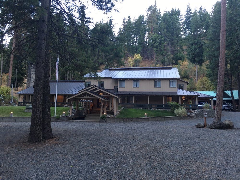 Lost Creek Village Christian Camp: 1260 Lost Creek Rd, Naches, WA