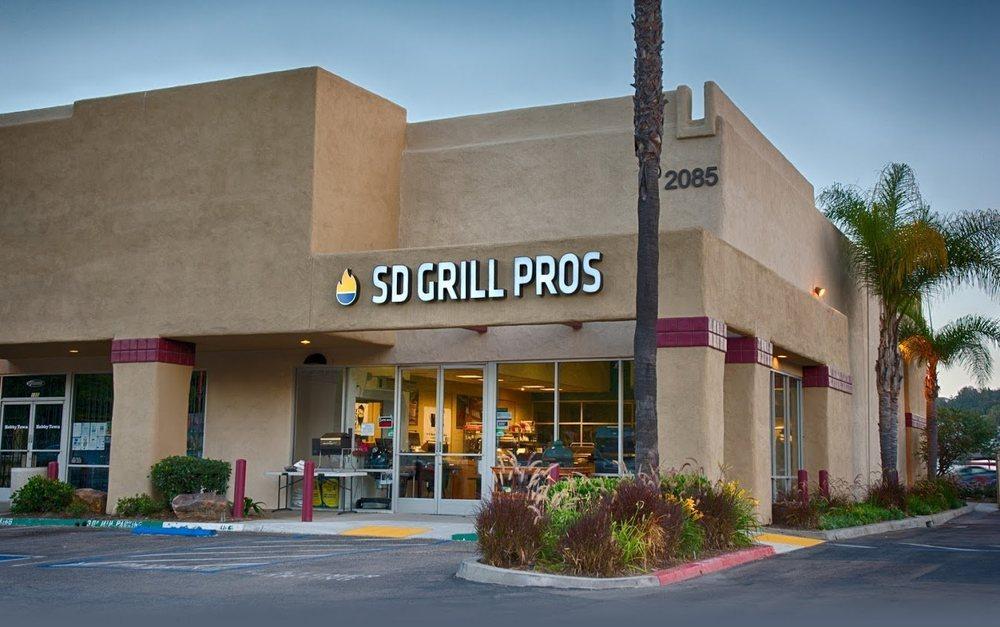 San Diego Grill Pros