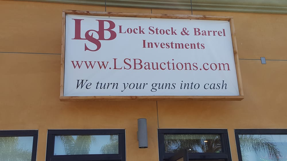Image result for lock stock & barrel investments