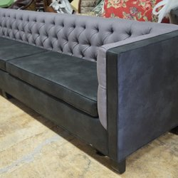 Bon Photo Of Midway Upholstery   Carrollton, TX, United States. Custom Tufted  Sofa (
