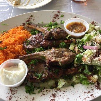 Al basha 153 photos 104 reviews mediterranean 2578 for Al tannour mediterranean cuisine menu