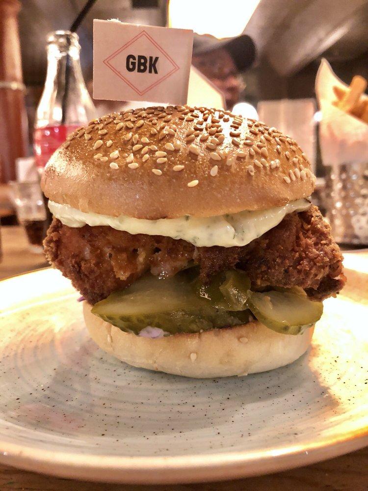 Gourmet Burger Kitchen 40 Photos 30 Reviews Burgers Tower
