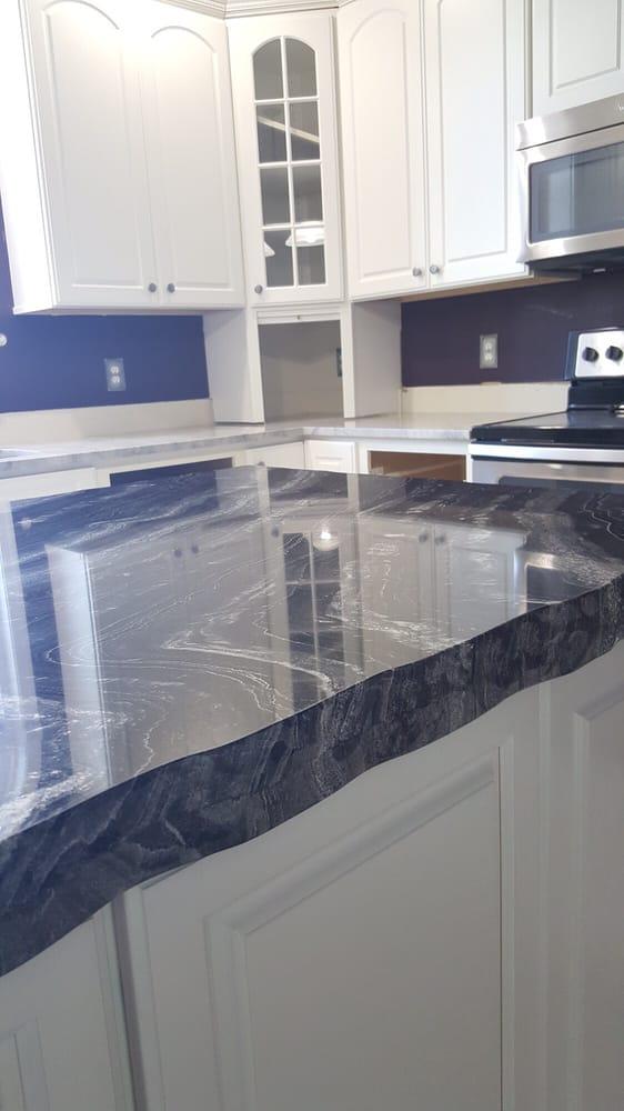 Troy Granite 98 Photos Kitchen Bath 711 Interchange Blvd Newark De Phone Number Yelp