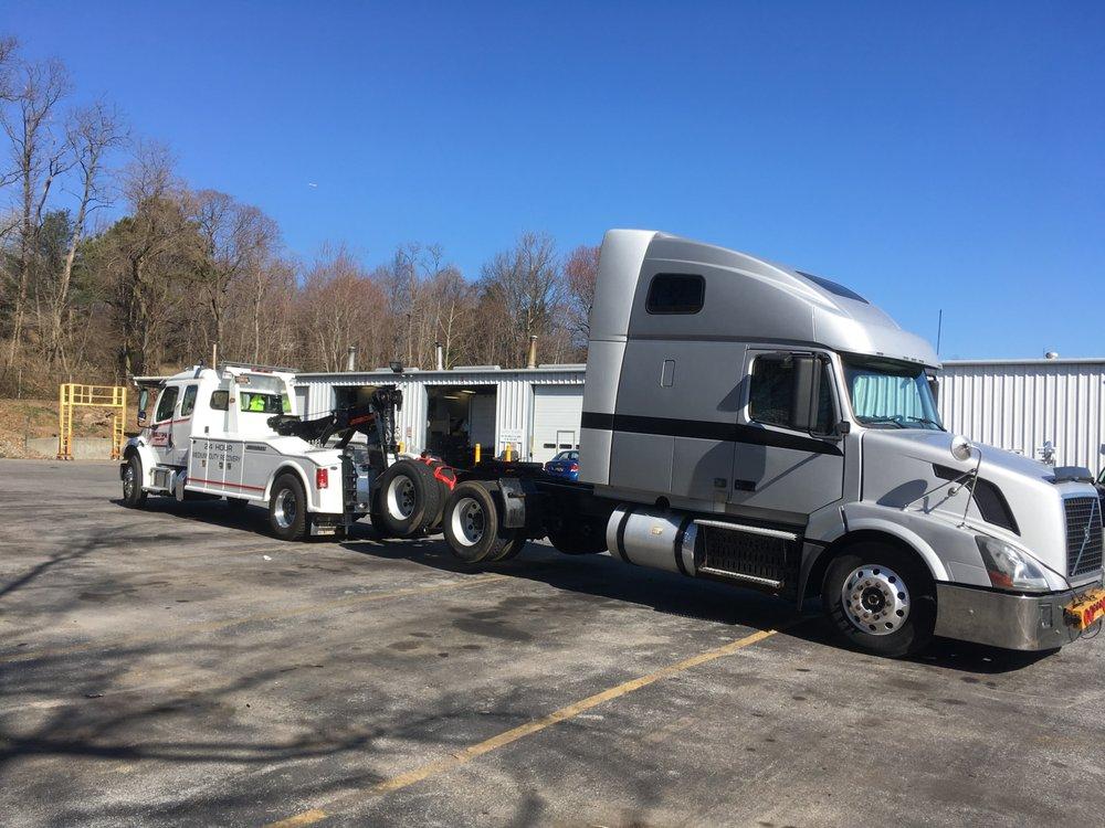 Towing business in Wilmington, DE