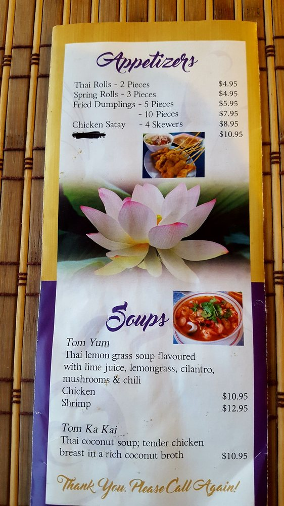 Malinees Thai House 53 Photos 53 Reviews Thai 300 Taunton